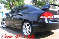 HONDA Civic 4D Club